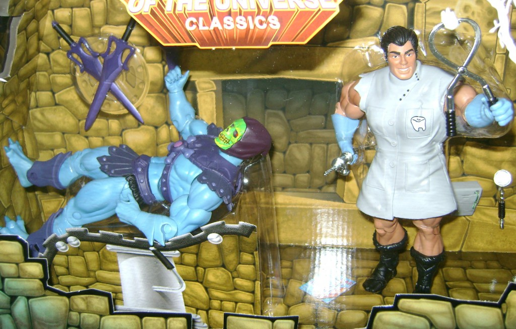 Close up S and ML 1024x652 Totally Bitchin Toy(s): Mo Larr VS Skeletor!