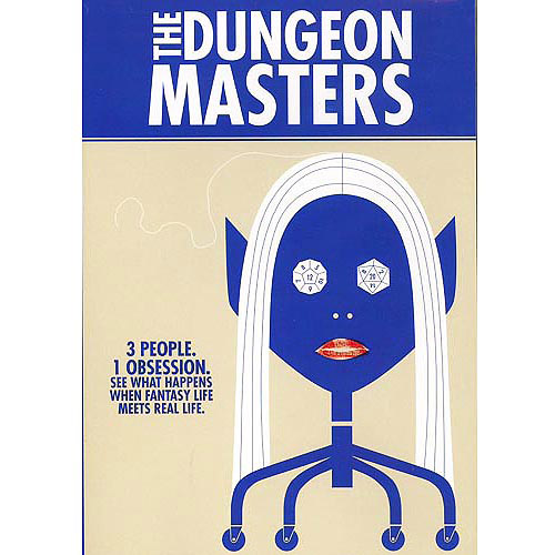 Dungeon Masters DVD Review: The Dungeon Masters (Documentary, Dungeons and Dragons)