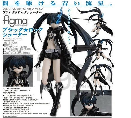 Fig5 Black Rock Shooter:  Sexy Anime Style At Its Best!