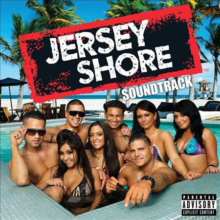 Jersey Shore Music Review: Jersey Shore Soundtrack CD (MTV)