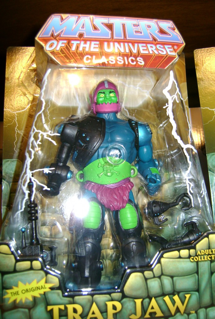Trapjaw 1 691x1024 Masters Of The Universe Classics: Trap Jaw!