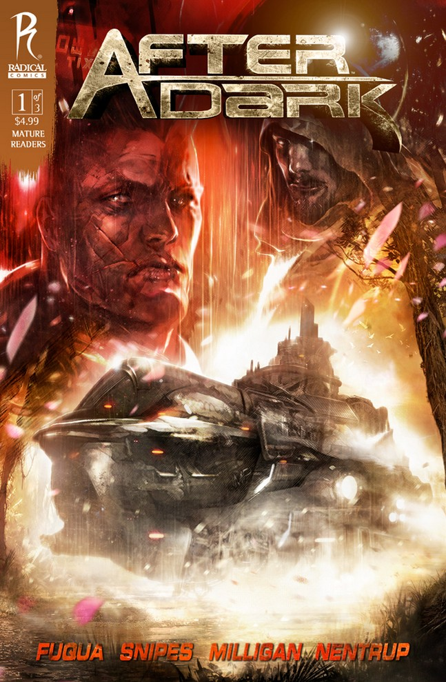 afterdark Comic Review: After Dark #1
