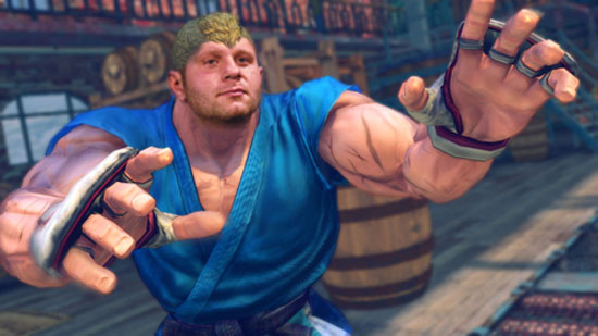 fedor MMA Fighters as SF and MK Characters