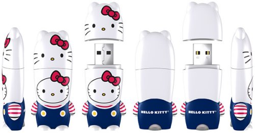 hello kitty mimobot 1 Review: Mimobot Designer Hello Kitty USB Drive