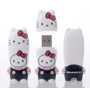 hello kitty mimobot1 4 Days Left   Giveaway: Mimobot Hello Kitty USB Drive