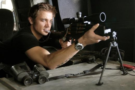 jeremy renner Tom Cruises New Partner in Mission Impossible 4