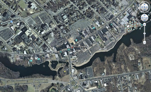 longisland Google Earth Used For Town Revenue