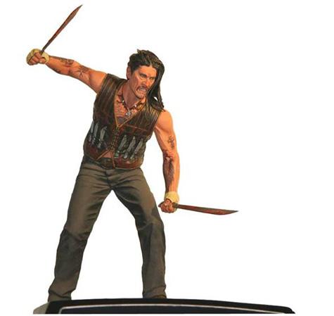 machete Machete Action Figure Released In October