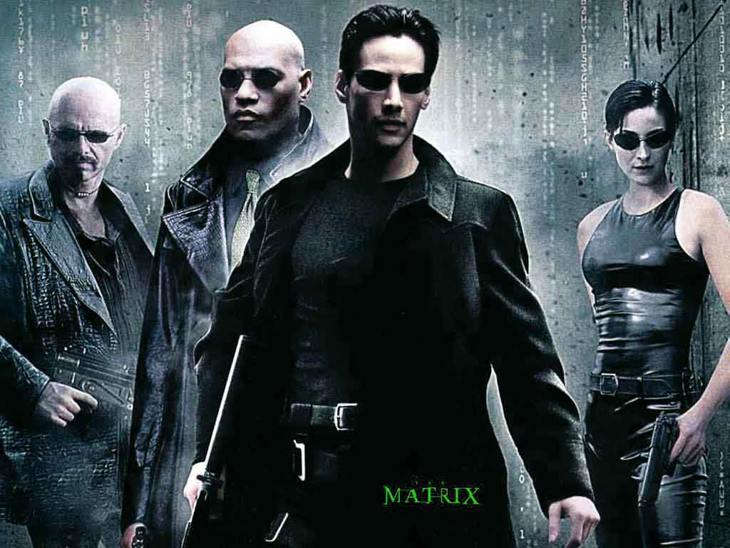 matrix My Top 5 Best Movie Trailers