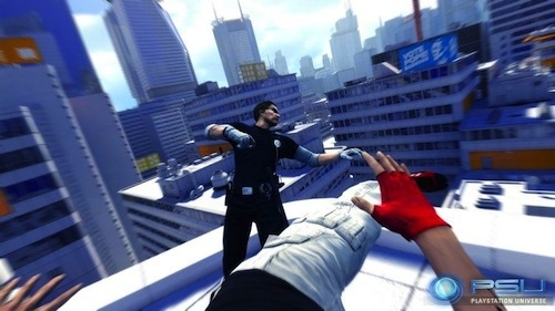 mirrors edge new Modern Video Games, Old School Style