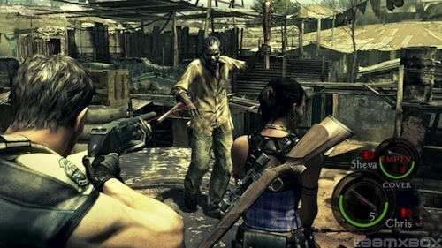 resident evil new Modern Video Games, Old School Style