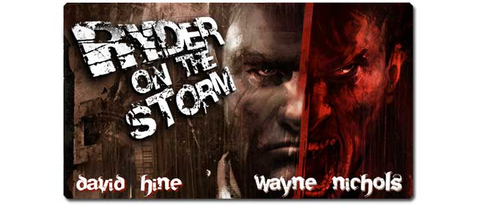 ryder Comic Review: Ryder On The Storm