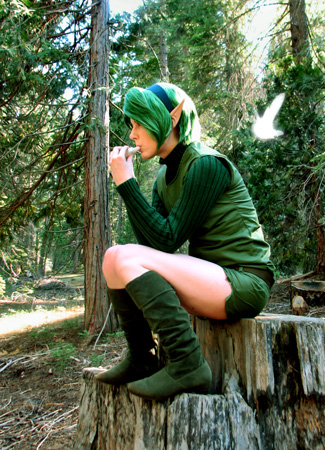 saria1 Cosplay Experience With Alexis
