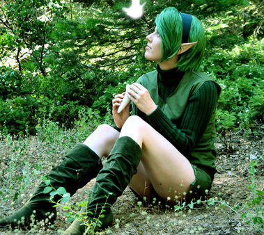 saria2 Cosplay Experience With Alexis