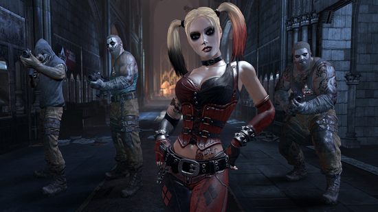 4948443132 c3549d5aac b Sexy Catwoman and Harley Quinn in Arkham City