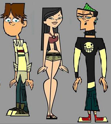 TD group1 Commentary On Total Drama!