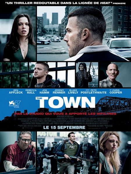 The Town Movie Review: The Town