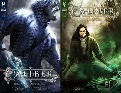 caliber Comic Review: Caliber