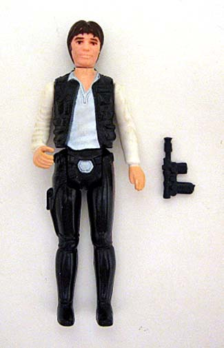 han solo classic 12? Star Wars Vintage Figures