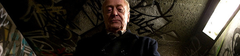harry brown michael caine banner Movie Review: Harry Brown