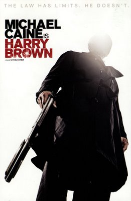 harry brown poster Movie Review: Harry Brown