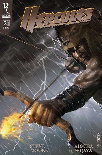 hercules 2 of 5 Comic Review: Hercules – The Thracian Wars