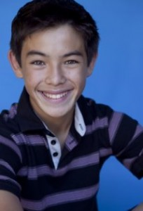 rYAN 204x300 Supah Ninjas To Air On Nickelodeon