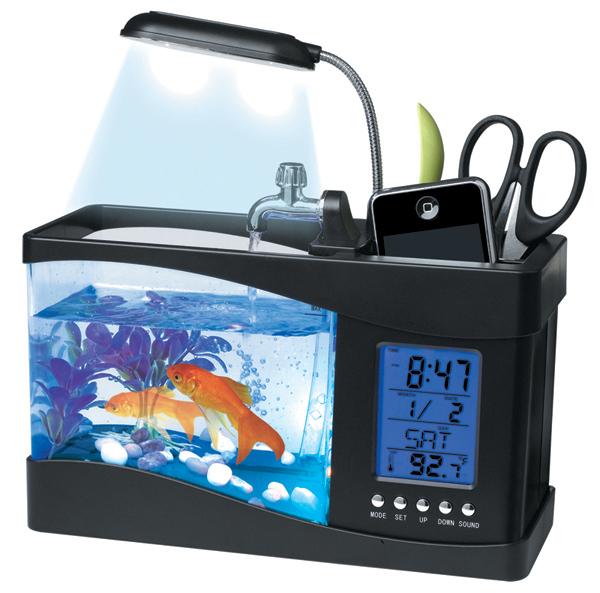 usb aquarium USB Desktop Aquarium