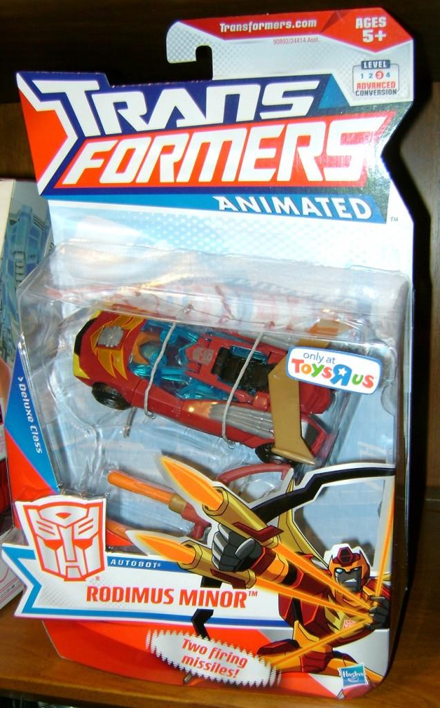 HotRod 1 637x1024 Bitch'in Toy: Rodimus Minor AKA Hot Rod!