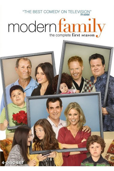 Modern Family1 DVD Review: Modern Family: The Complete First Season