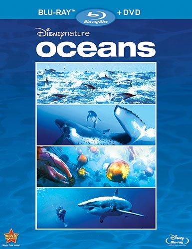 Oceans Blu Ray Blu ray Review: Oceans (Disneynature)
