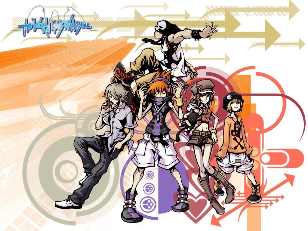 TWEWY WP Video Game Review: The World Ends With You!