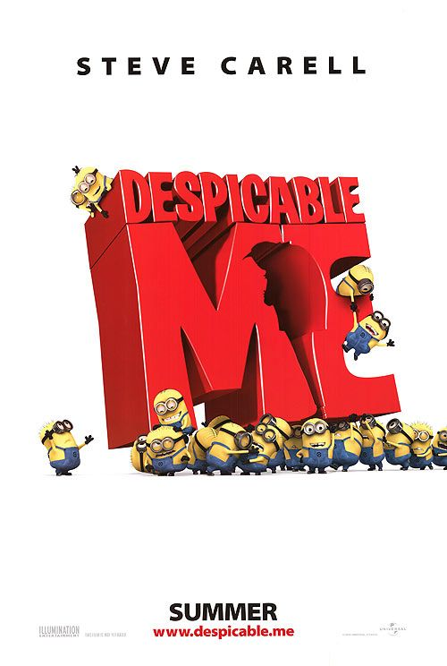 despicable me Despicable Me DVD Release Date   Worth Buying?