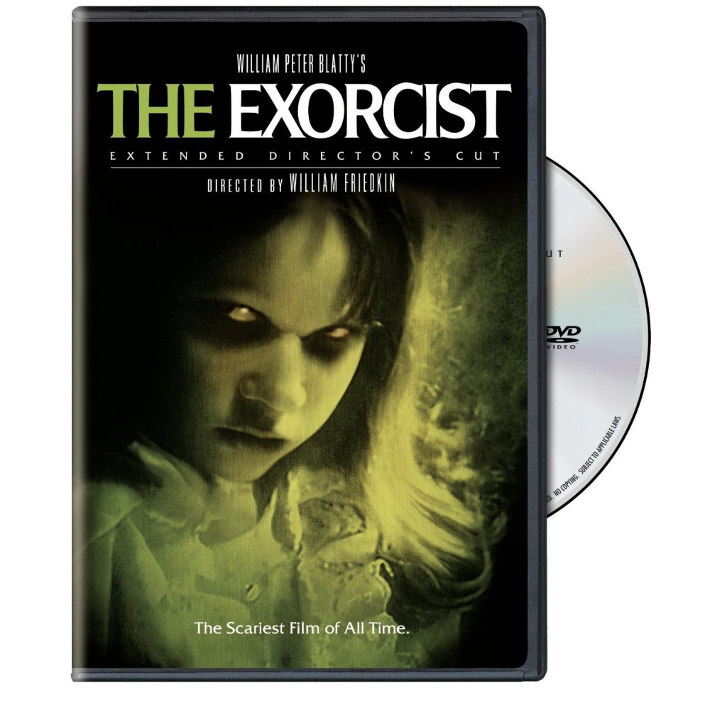 exorcist 1024x1024 DVD Review: Exorcist Extended Directors Cut