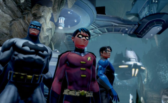 foto dc universe online1 Fight Jim Lee Tonight On PS3
