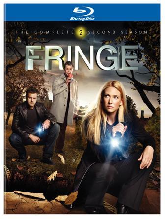 fringe Blu ray Review: Fringe Season 2