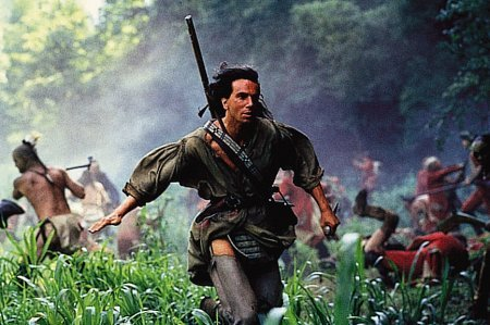 lastofthemohicans running Blu ray Review: Last of the Mohicans