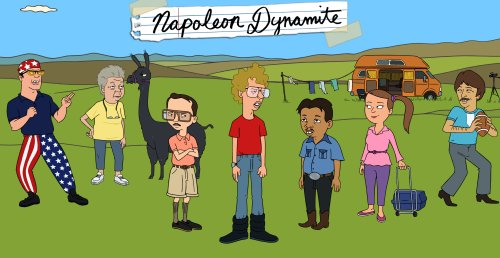 napdynamite1 Gosh! Animated Napoleon Dynamite Coming To Fox