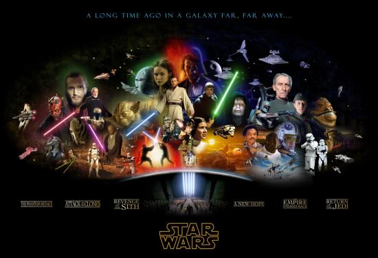 star wars picture New Star Wars Trilogy In The Works