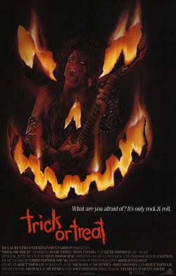 trick or treat Hidden Halloween Pleasures