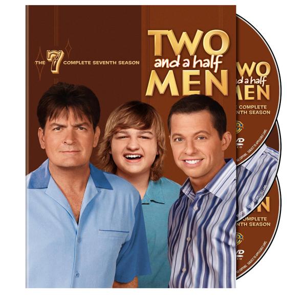 two half men DVD Review: Two and a Half Men Season 7