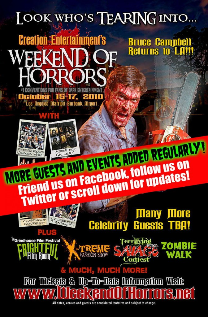 woh1 672x1024 Weekend of Horrors – Burbank, CA
