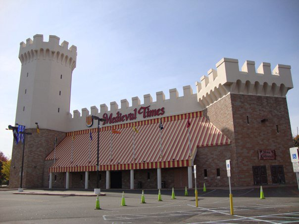 Medieval Times Castle pic 1 Review: Medieval Times (Lyndhurst, NJ): A Birthday to Remember