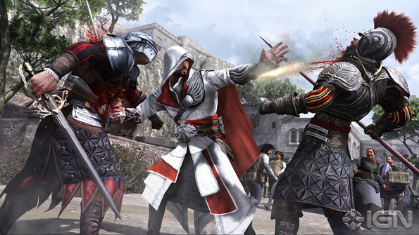 ac Assassins Creed 3 IGN Video Review