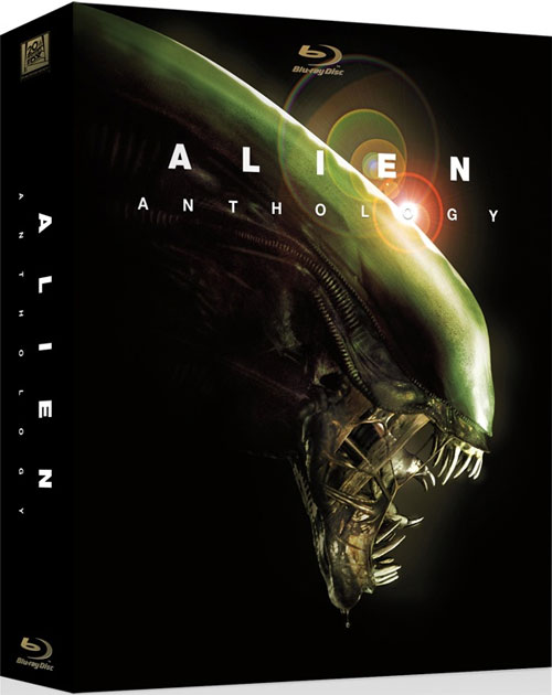 anthology blu ray Alien Anthology 50% Off Blu ray