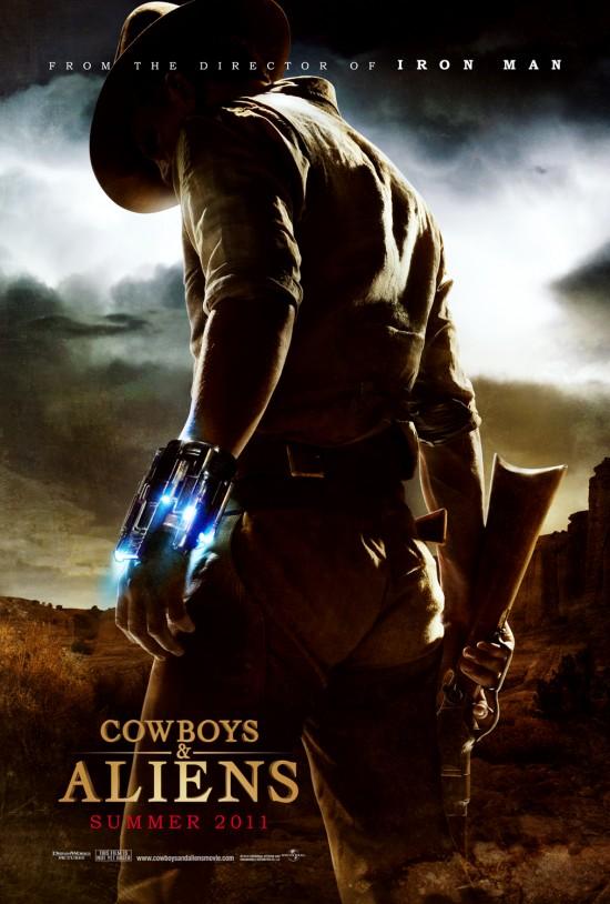 cowboys01 Cowboys And Aliens Trailer And Photos