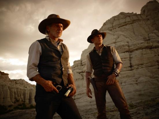 cowboys02 Cowboys And Aliens Trailer And Photos