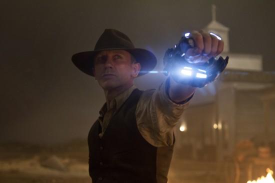 cowboys08 Cowboys And Aliens Trailer And Photos