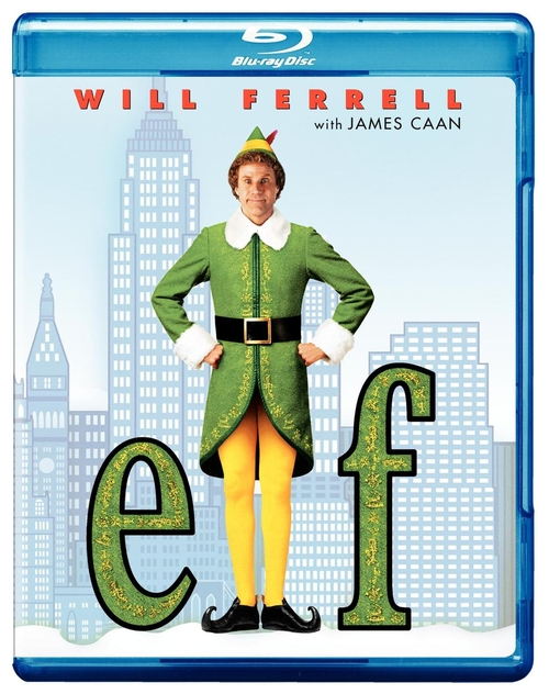 elf Blu ray Ultimate Collectors Edition Review: Elf