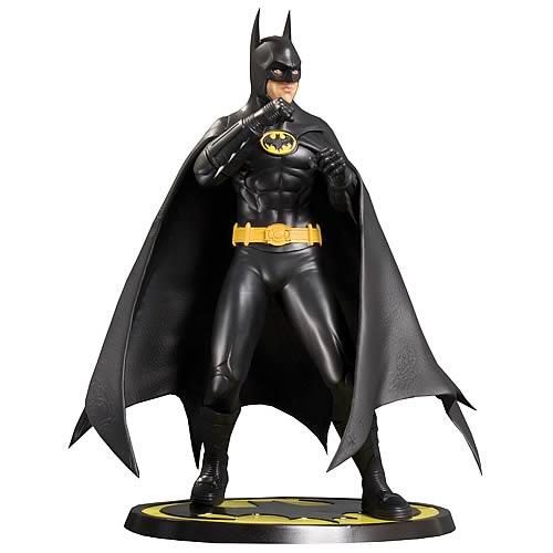 keaton batman Michael Keaton Batman Statue